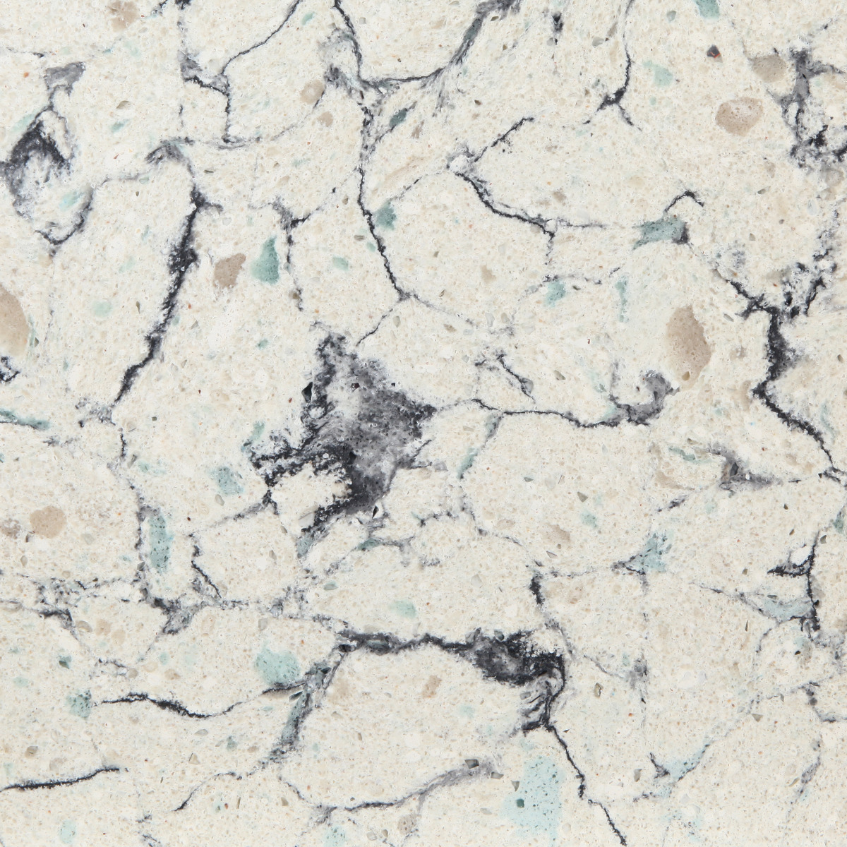 Salt Lake City Spring: Spring Valley CQ 3CM Quartz Slabs & Countertops