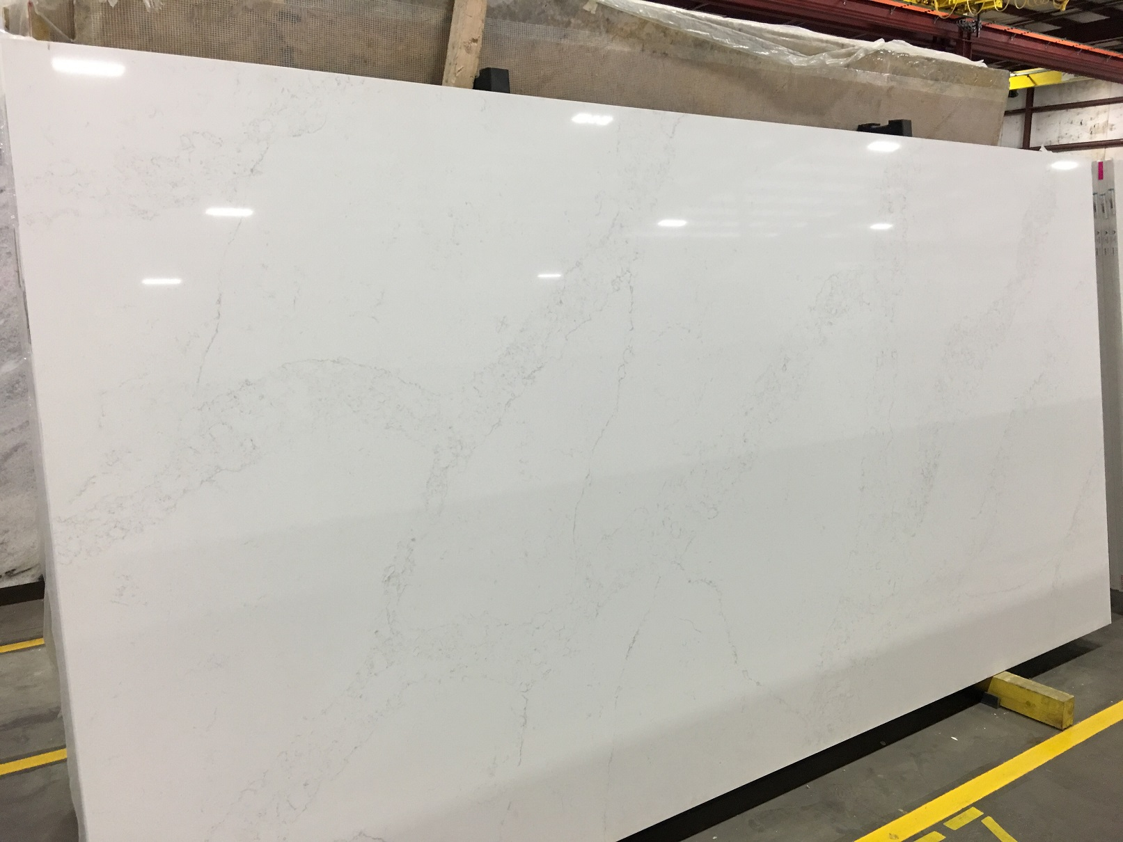 Home Decor Dallas Tx Arabis White Cq 3cm Quartz Slabs Amp Countertops Cosmos