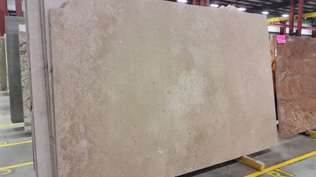 Noce Travertine Honed 3CM - Savannah, GA