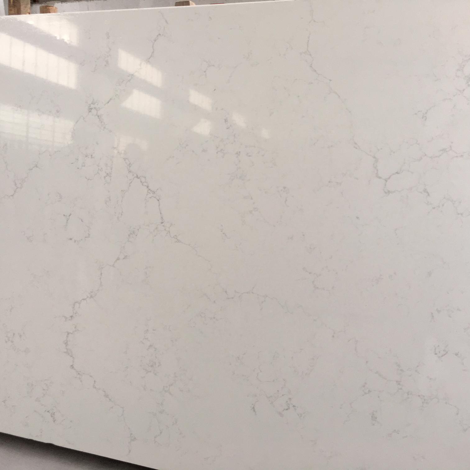 Carrara Venatino Cq 3cm Quartz Slabs Amp Countertops