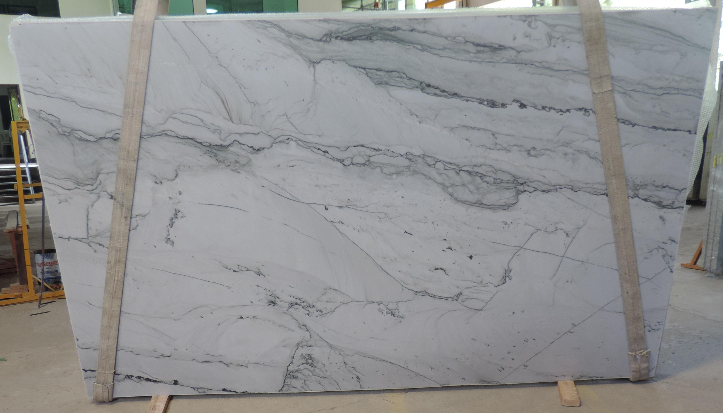 Infinity White 3cm Quartzite Slabs
