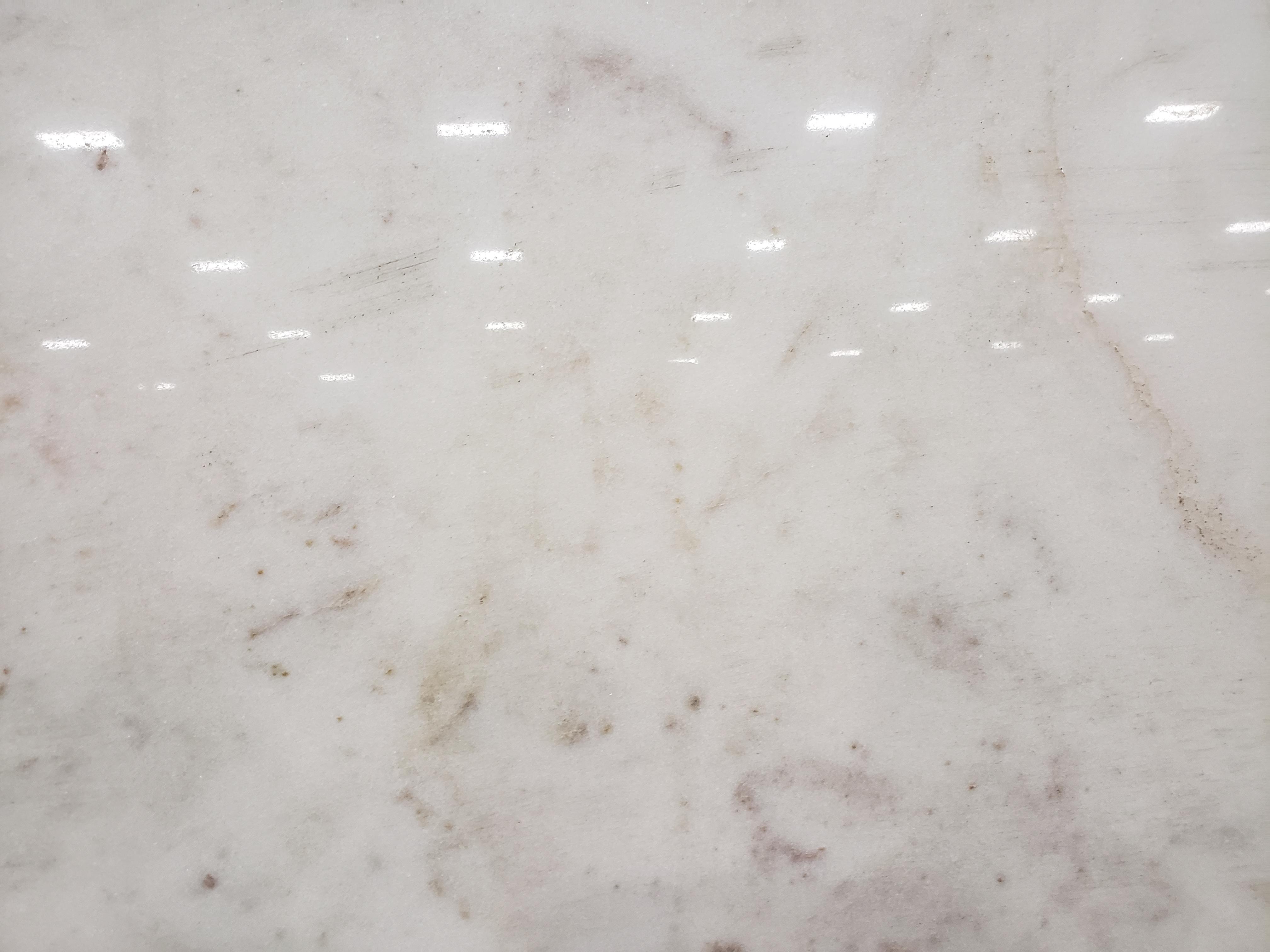 Mystery White 3cm Marble Slabs