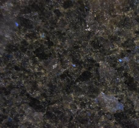 Buy Blue In The Night 3cm Granite Slabs Countertops In Washington