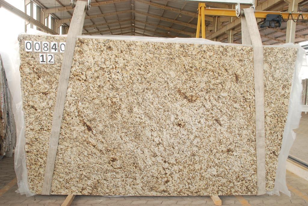 Crema Gold 3cm Granite Slabs