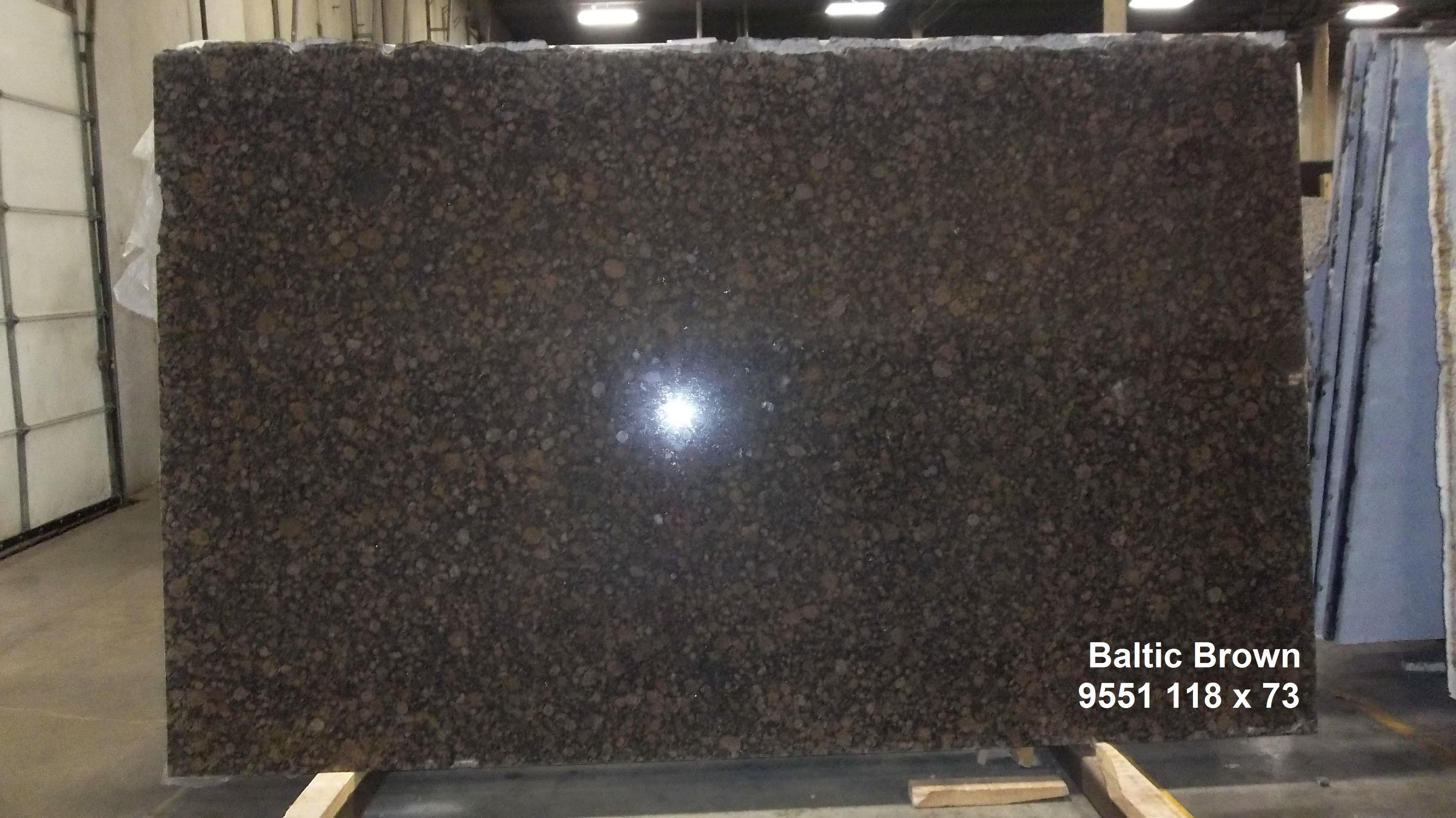 Buy Baltic Brown 3cm Granite Slabs Amp Countertops In
